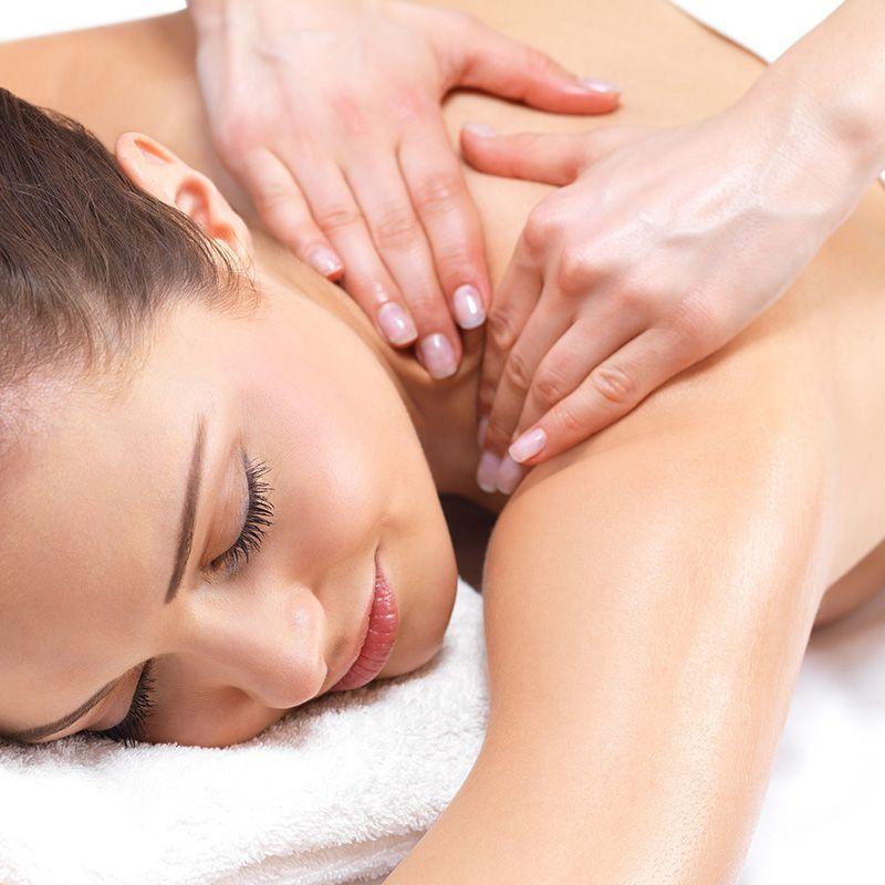 Гемолимфодренажный массаж тела